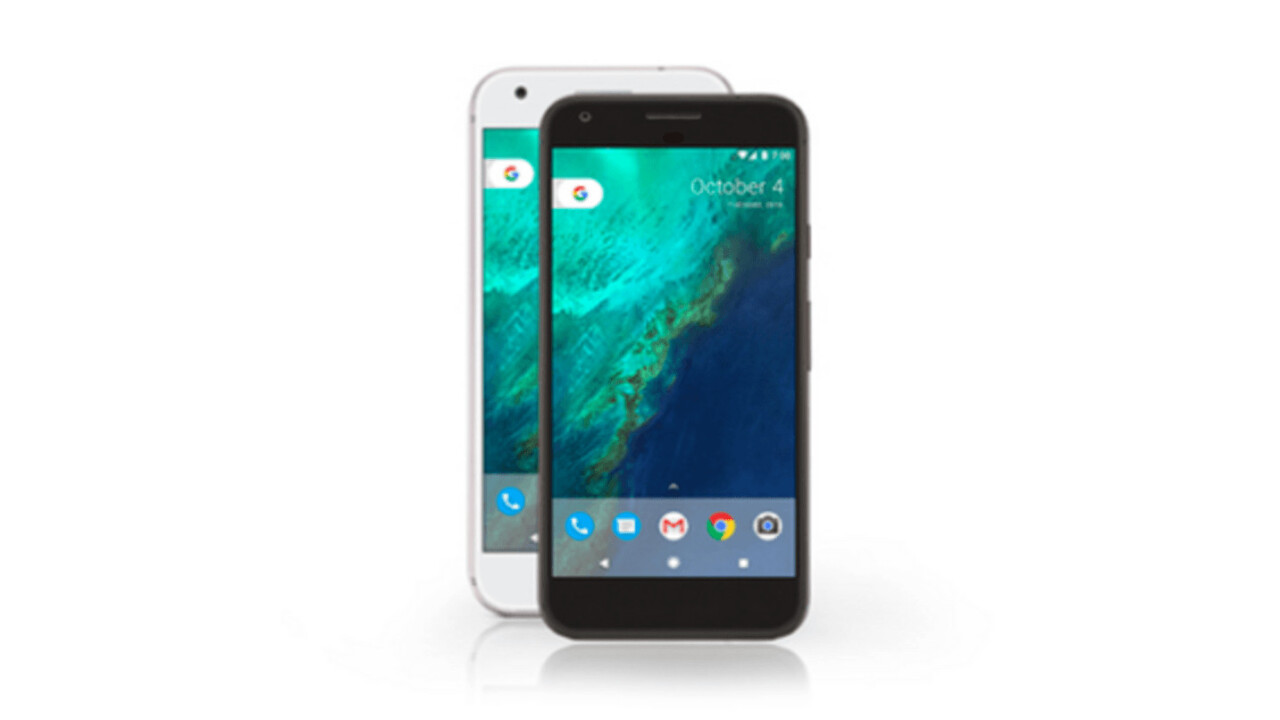 See what the fuss is about: Enter to win a brand-new Google Pixel XL smartphone