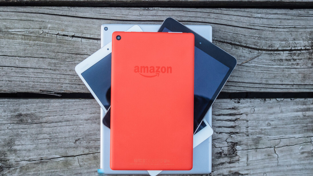 Amazon Fire HD 8 Review: When 'good enough' is a great deal