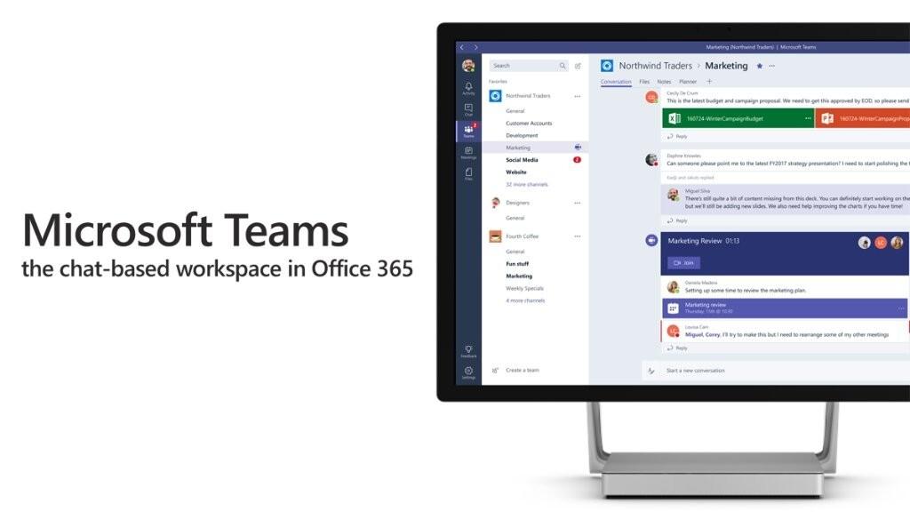 Microsoft announces its Slack competitor – Microsoft Teams