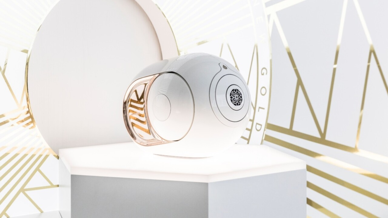 Devialet's NYC store brings its futuristic hi-fi audio to everyone