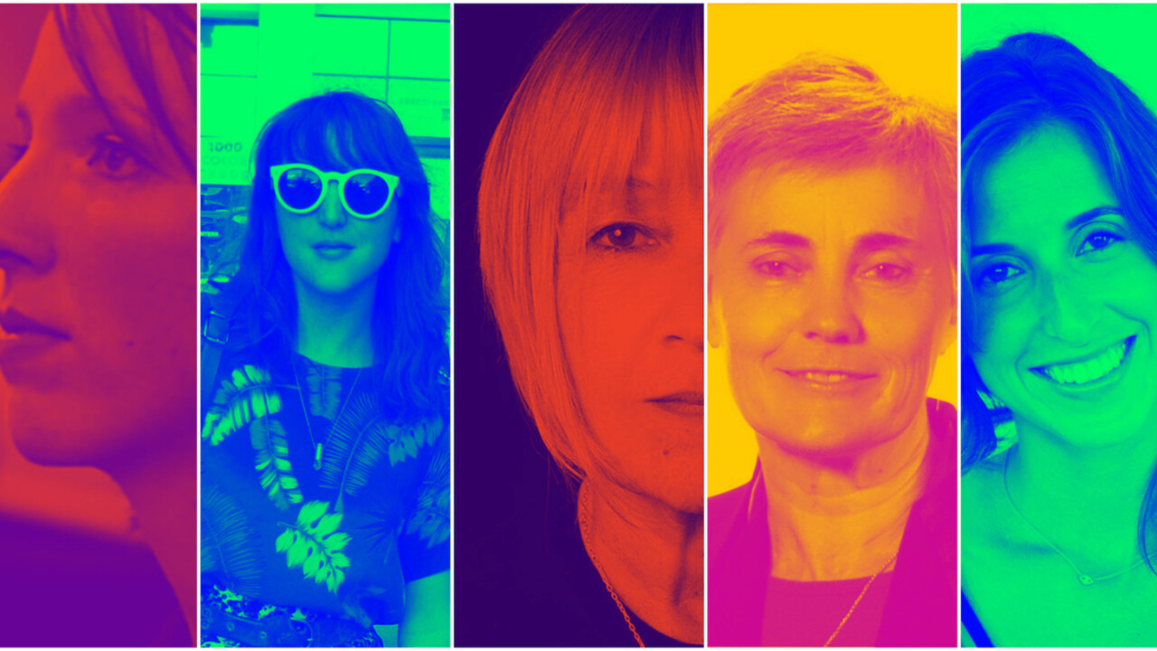 Catch five of tech's leading ladies in NYC next week