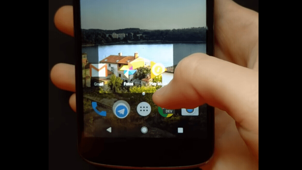 Android has a nifty hidden feature that lets you take partial screenshots