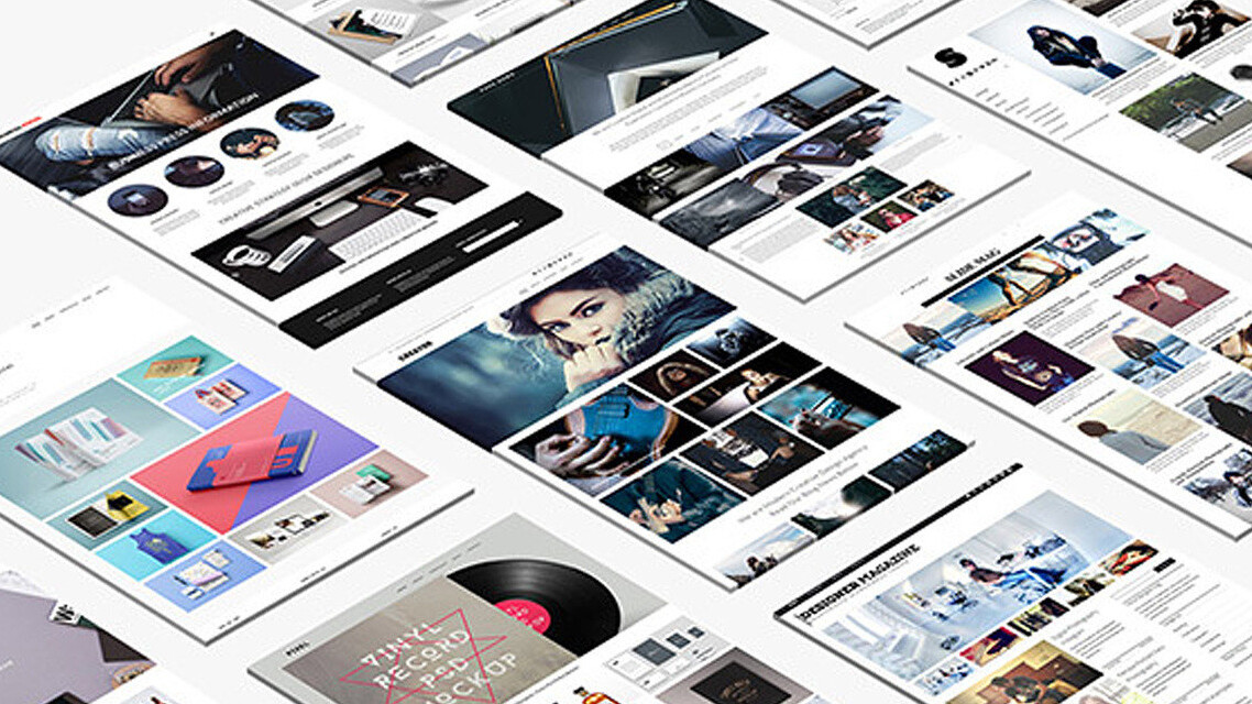 Your websites will sparkle with this growing library of premium WordPress themes