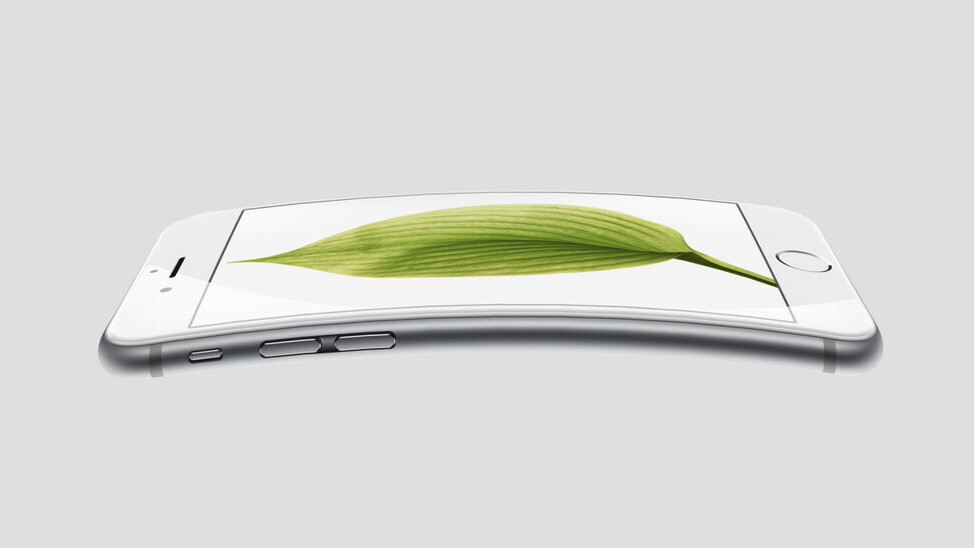 Apple might introduce a bendable iPhone – but it's a feature, not a bug