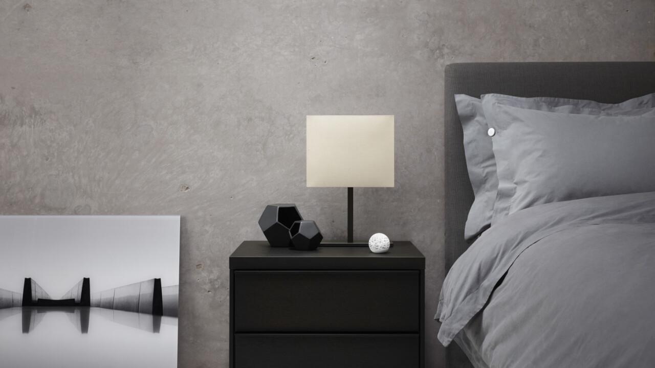 Sense's gorgeous new sleep tracker has voice control for the perfect alarm clock