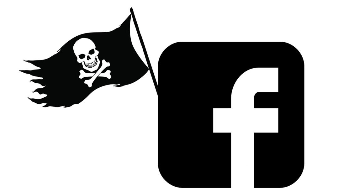 Facebook clamps down on piracy as it wipes out several music-sharing groups