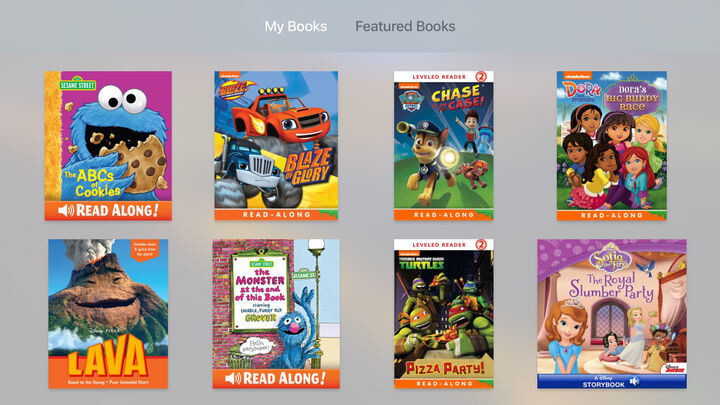 Apple launches iBooks StoryTime for tvOS to put kids' books on your telly