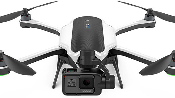 GoPro is already recalling its long-awaited Karma drone