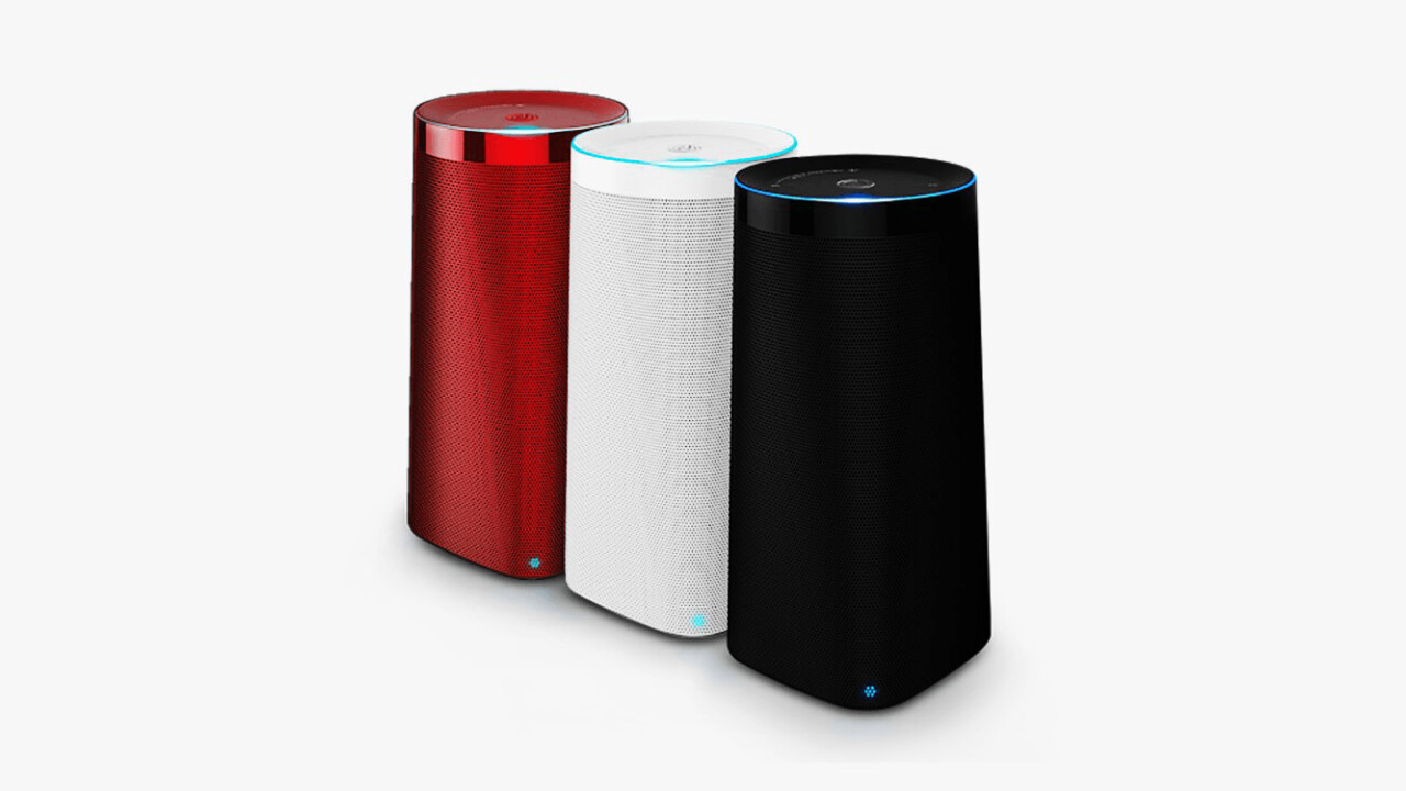 China now has an Amazon Echo-like device called the 'LingLong DingDong'