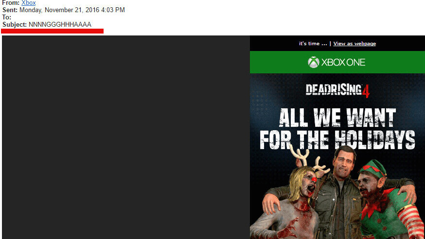 Microsoft says sorry for almost saying the N-word in Xbox newsletter
