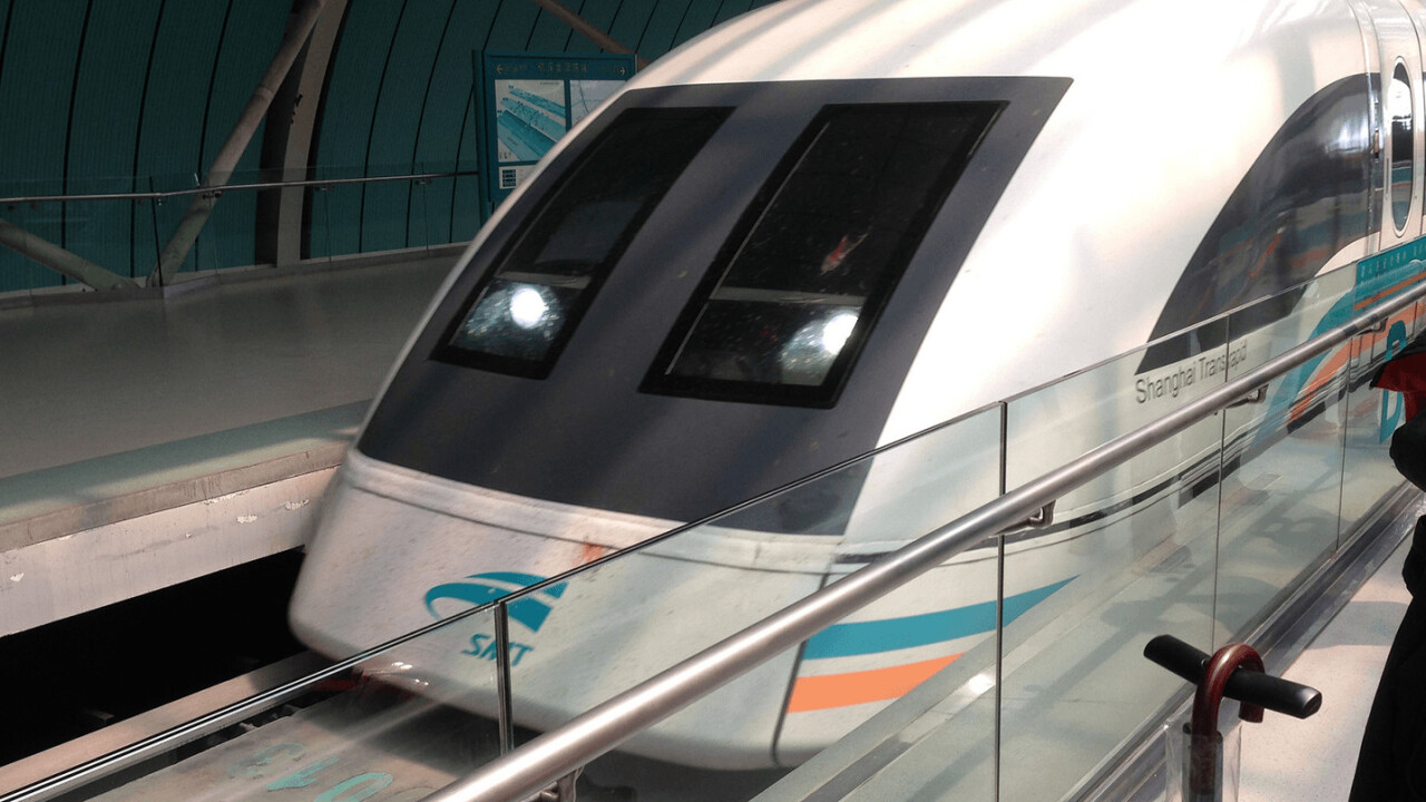 China's new train project could rocket passengers all over the country at 373 mph