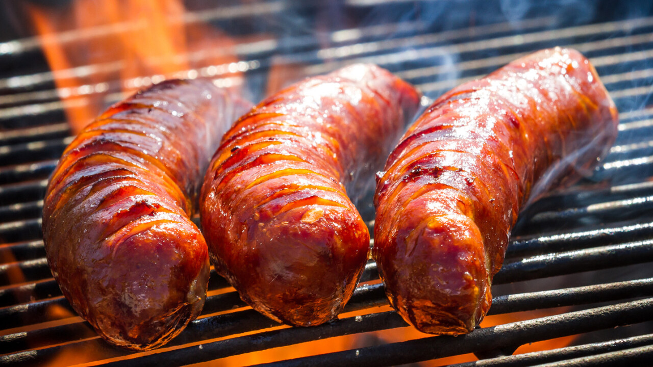 Man faces legal trouble for delivering sausage via drone to buddy in hot tub