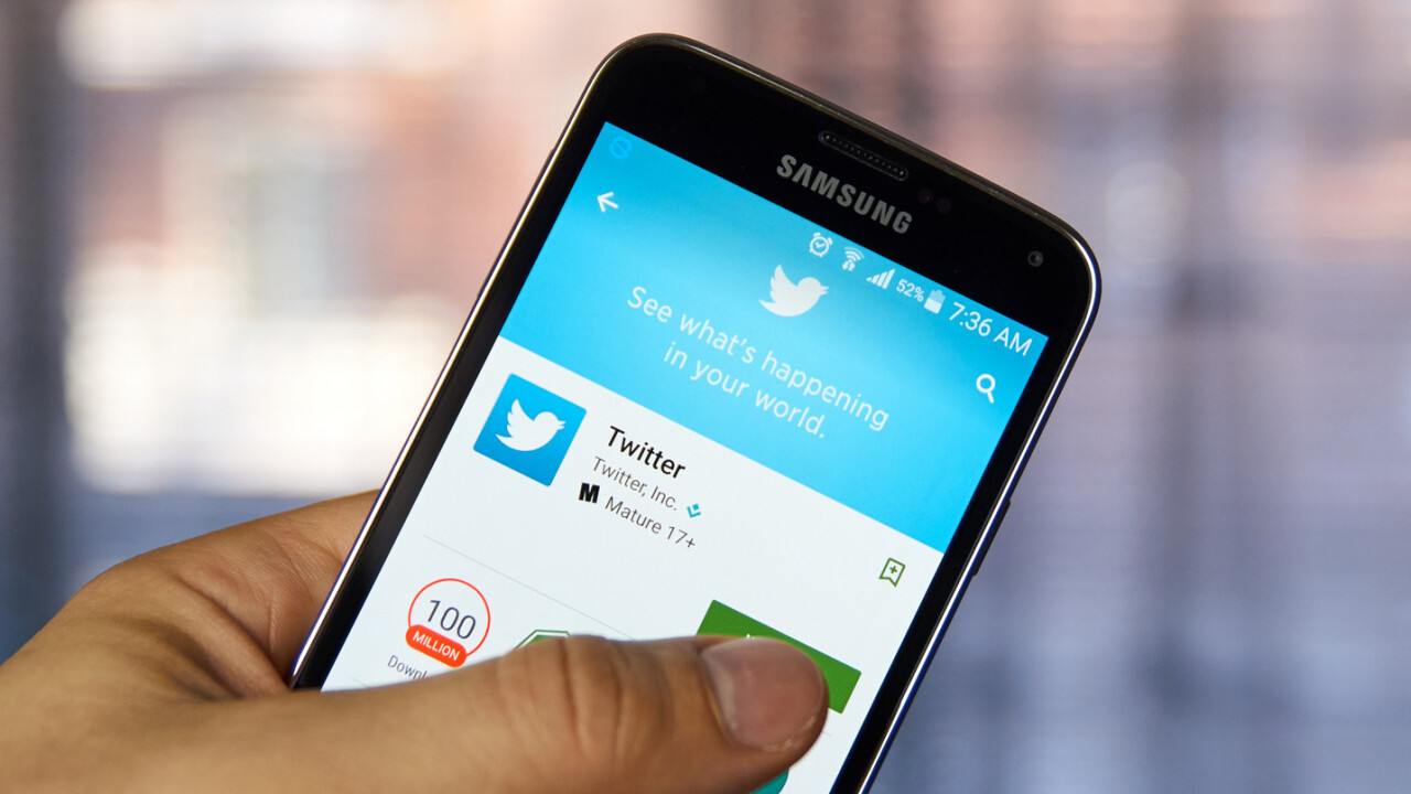 Twitter for Android gets launcher shortcuts, a shiny new circular icon and more