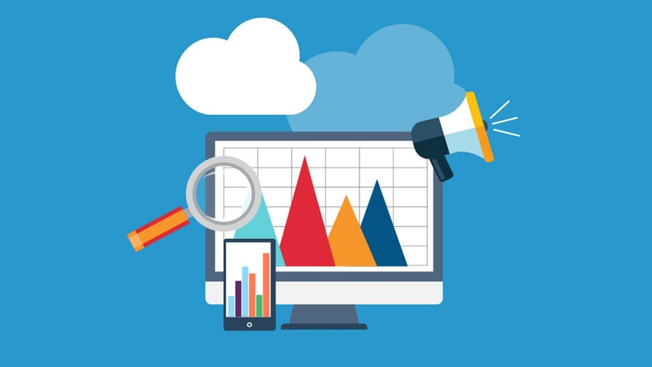 Find new customers and amp up your growth with this Marketing Analytics Mastery training