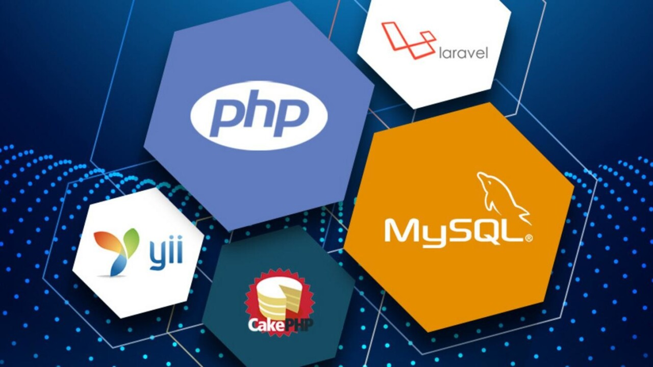 The secret sauce to creating dynamic, advanced websites is this PHP and MySQL training