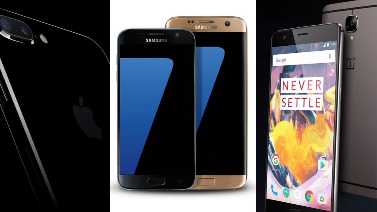 TNW's best phones of 2016