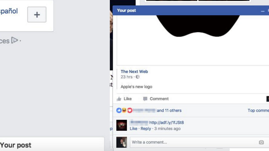 Facebook may turn comment threads into Messenger-like group chats