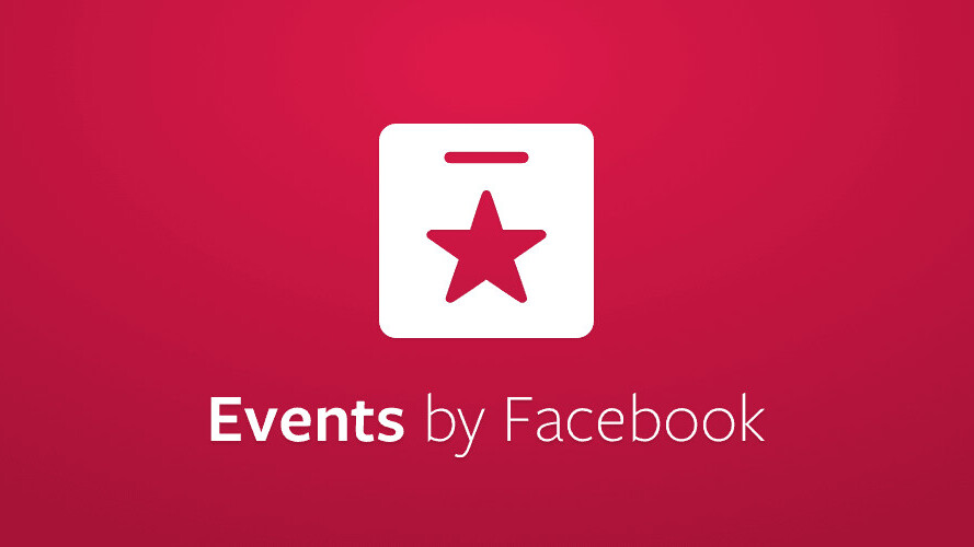 Facebook brings its dedicated Events app to Android
