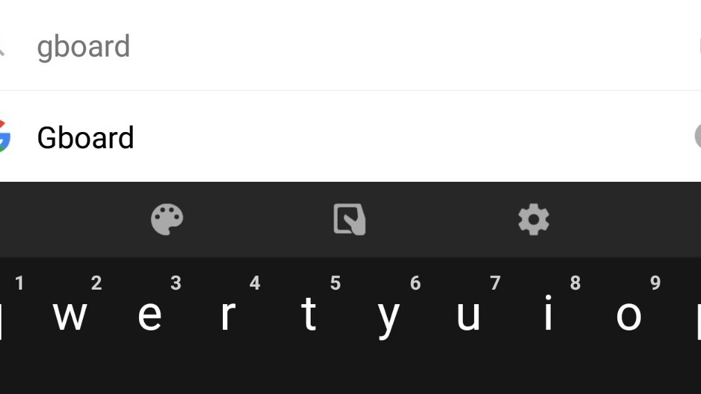 Google's amazing iOS keyboard finally comes to Android (oh, the irony)