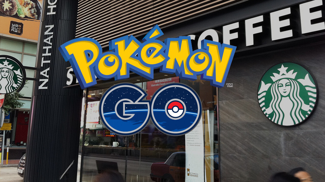 Pokémon Go leak hints at massive Starbucks partnership and possibly a new creature