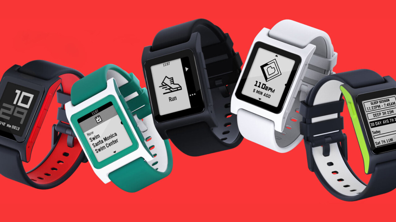 Fitbit won't kill off Pebble services at least until 2018