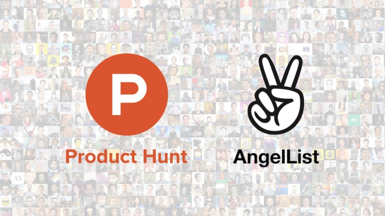 Product Hunt acquired by AngelList for around $20 million