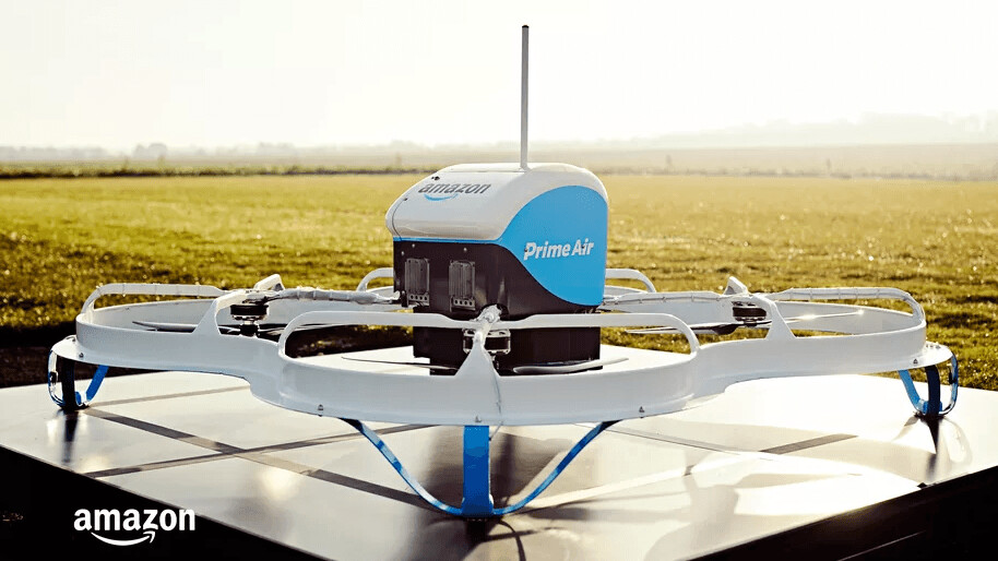 Amazon reaches major milestone as it completes its first drone delivery