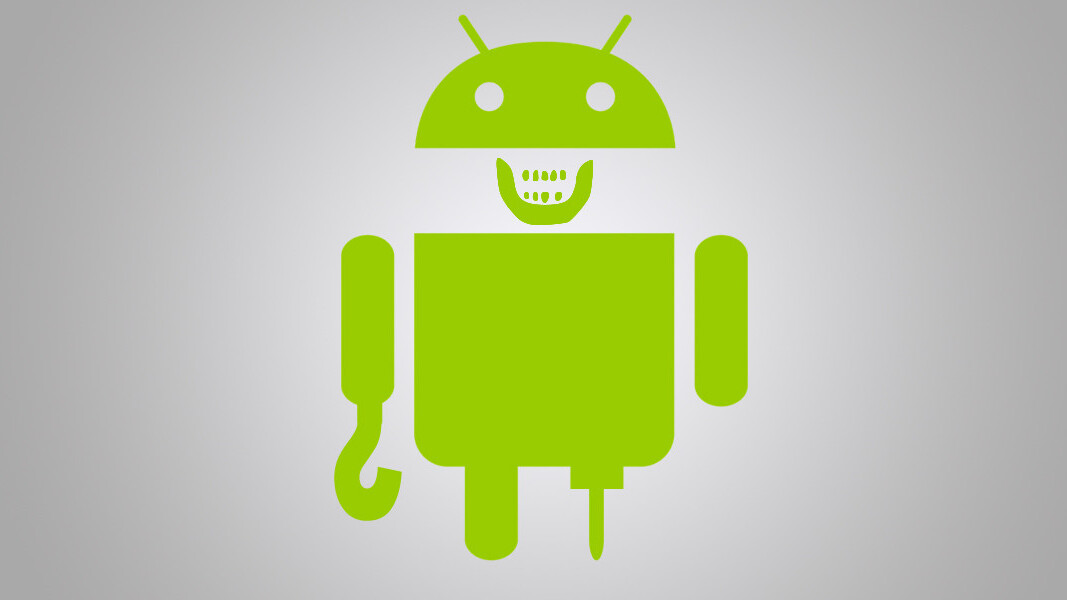 Android malware spreads like wildfire: 350 new malicious apps every hour