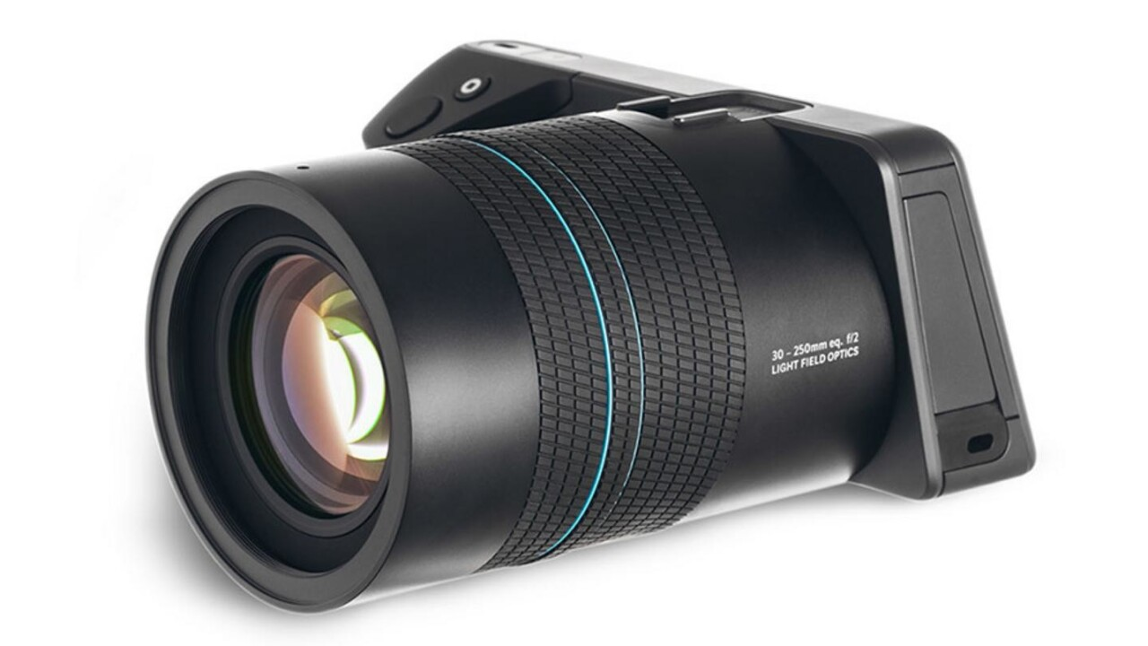 We've slashed the price on the Lytro Illum Camera from $1,299.99 to $299.99