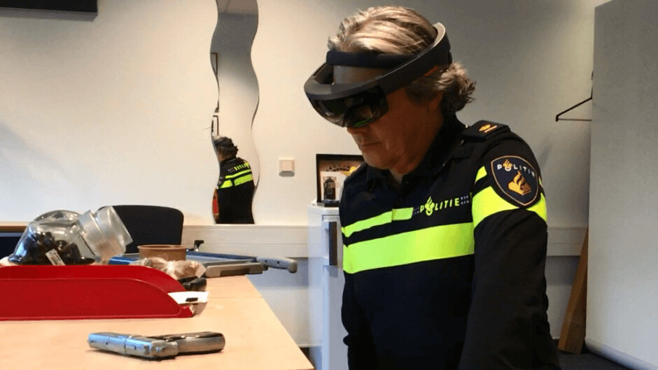 Dutch police looking to fight crime with augmented reality