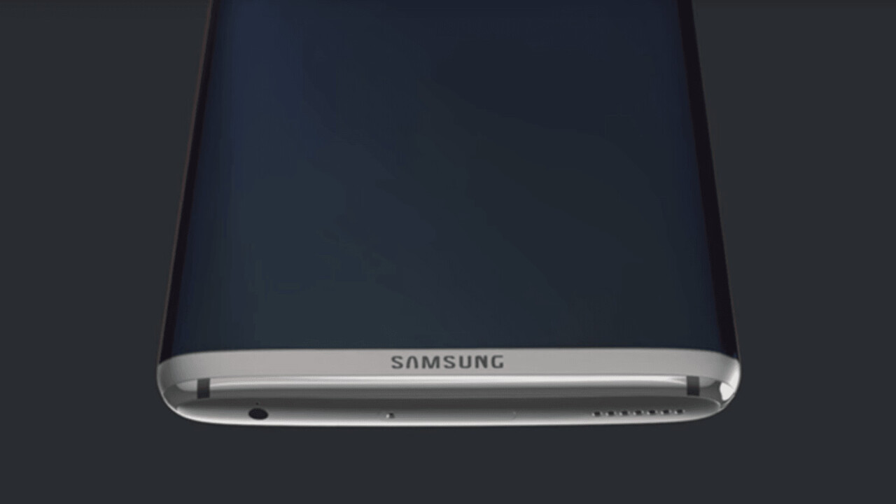 Samsung might brush up Galaxy S8 with 'all-screen' bezel-less display