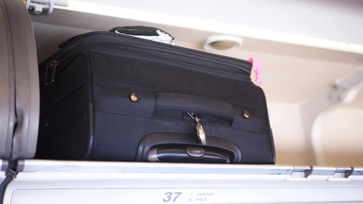 Five things you desperately need in your carry-on luggage this Christmas