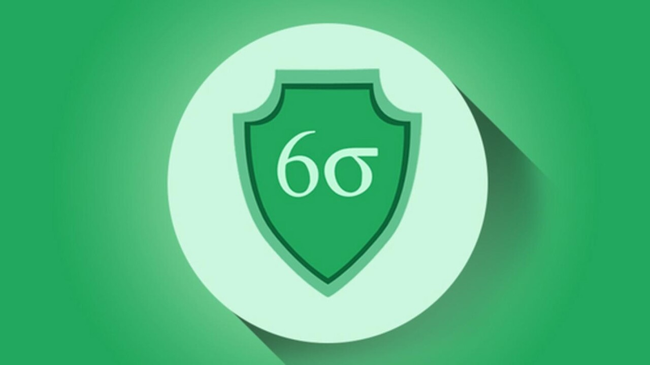 Lead projects to absolute success with this Lean Six Sigma training and certification