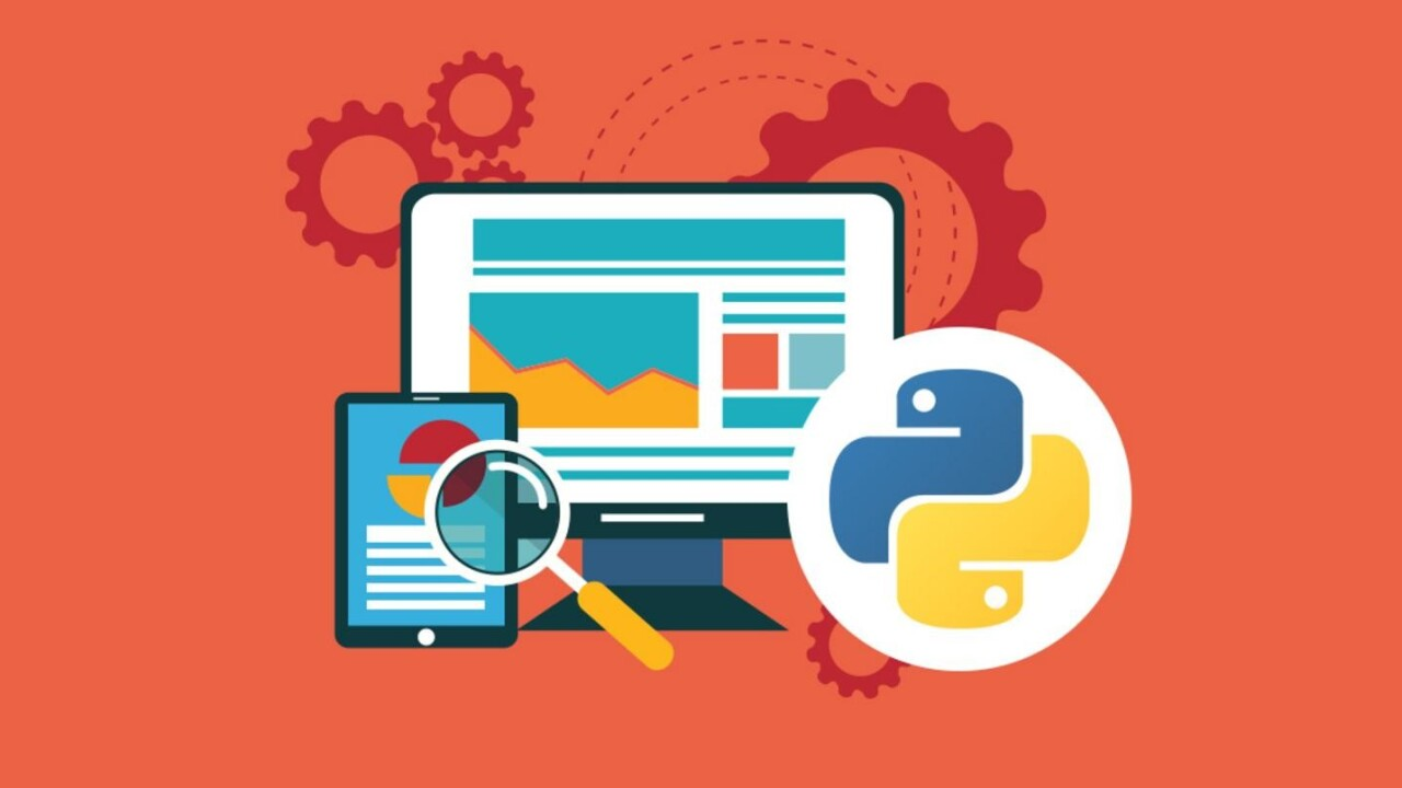 Become a certified data analytics pro with this comprehensive Python training (90% off)