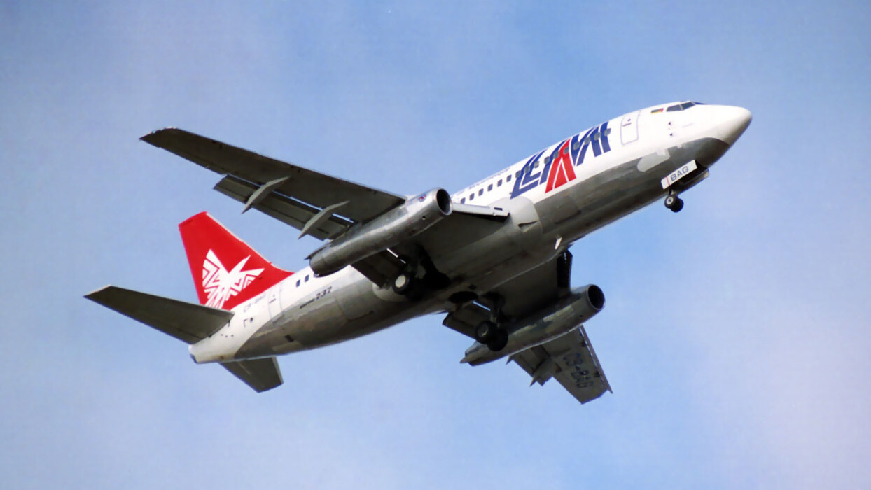 A drone just collided with a passenger jet in Mozambique