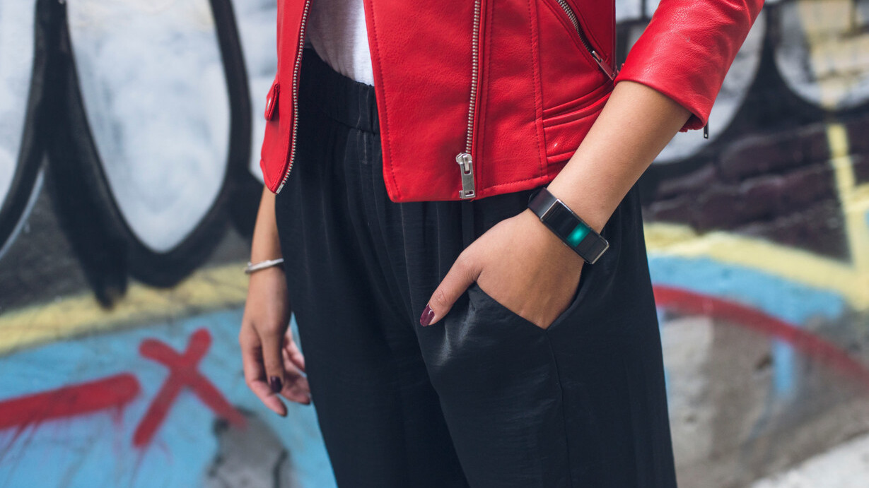 Nex Evolution is one of the most crazily-hackable wearables around