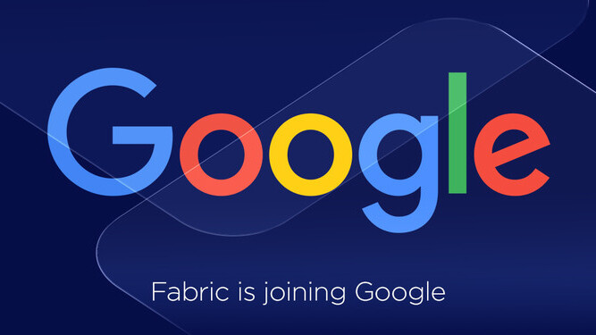 Google acquires Twitter's Fabric mobile development platform