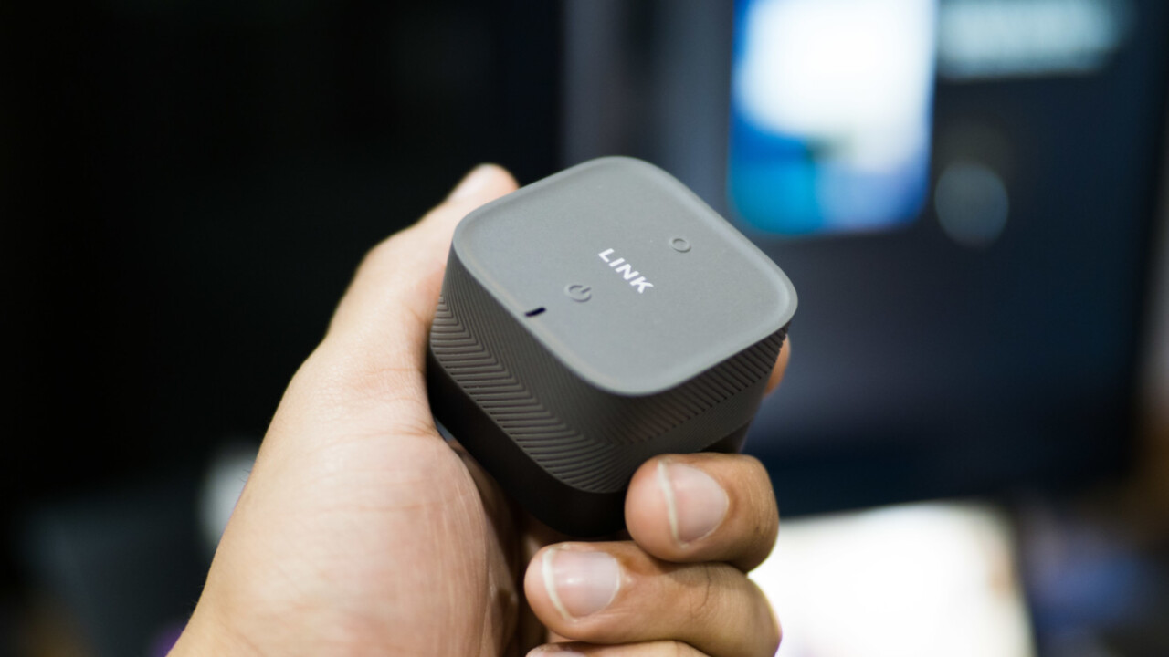 This tiny 2 TB personal cloud could solve all your storage problems