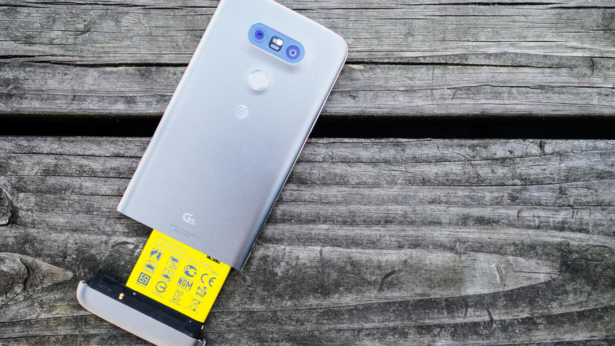 LG G6 reportedly launching on April 7 in the US