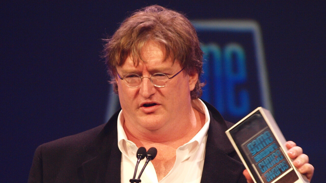 Gabe Newell confirms a new Valve game is coming, doesn't rule out Half-Life 3