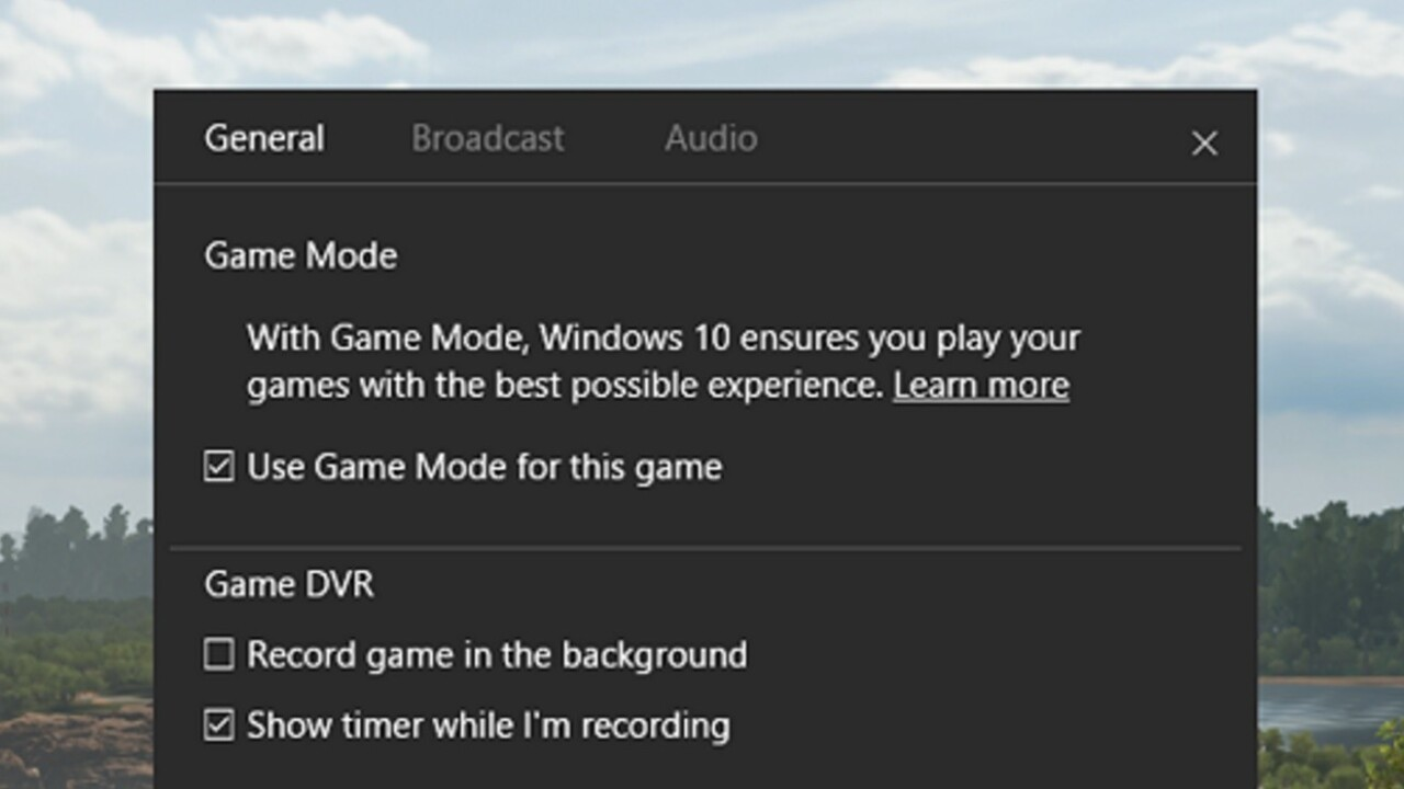 You can now try Windows 10's performance-boosting 'Game Mode'