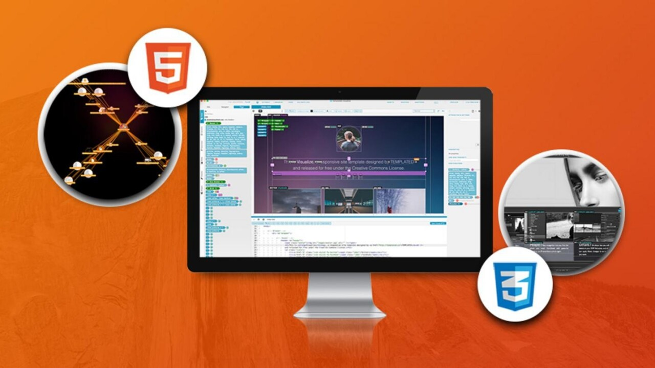 Use Flux 6 to create beautiful web pages with no coding experience (83% off)