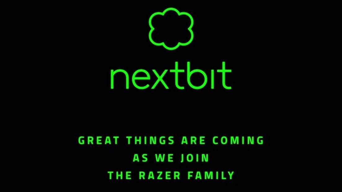 Razer buys Nextbit to enter the smartphone market