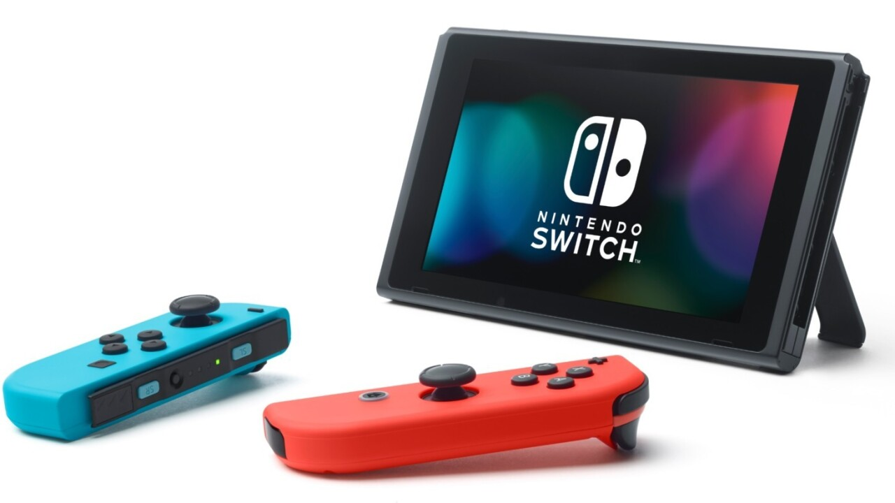 The Nintendo Switch sold 17.8 million units in 1 year – more than the Wii U sold in 5