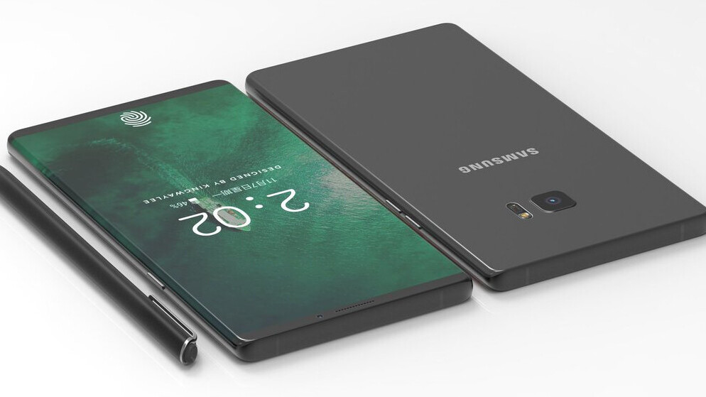 Samsung Galaxy S8 to feature rear fingerprint scanner and desktop dock