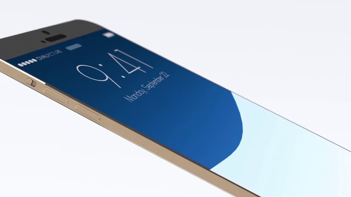 iPhone 8 might arrive in all-glass design with iPhone 4-like stainless steel frame