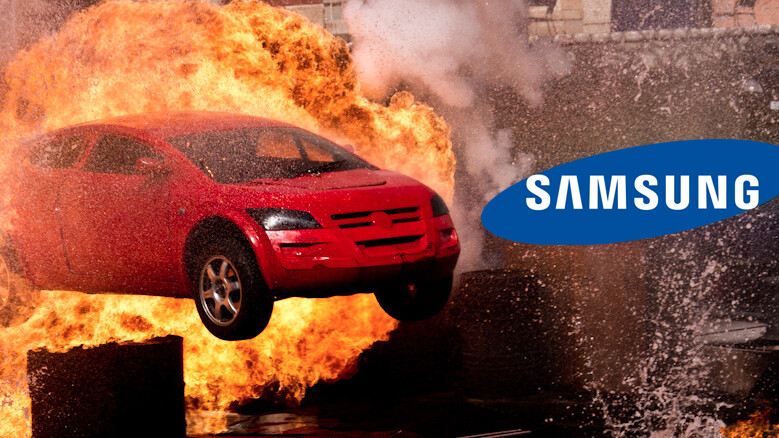 Samsung sets out to blow up the electric vehicle market with powerful new battery