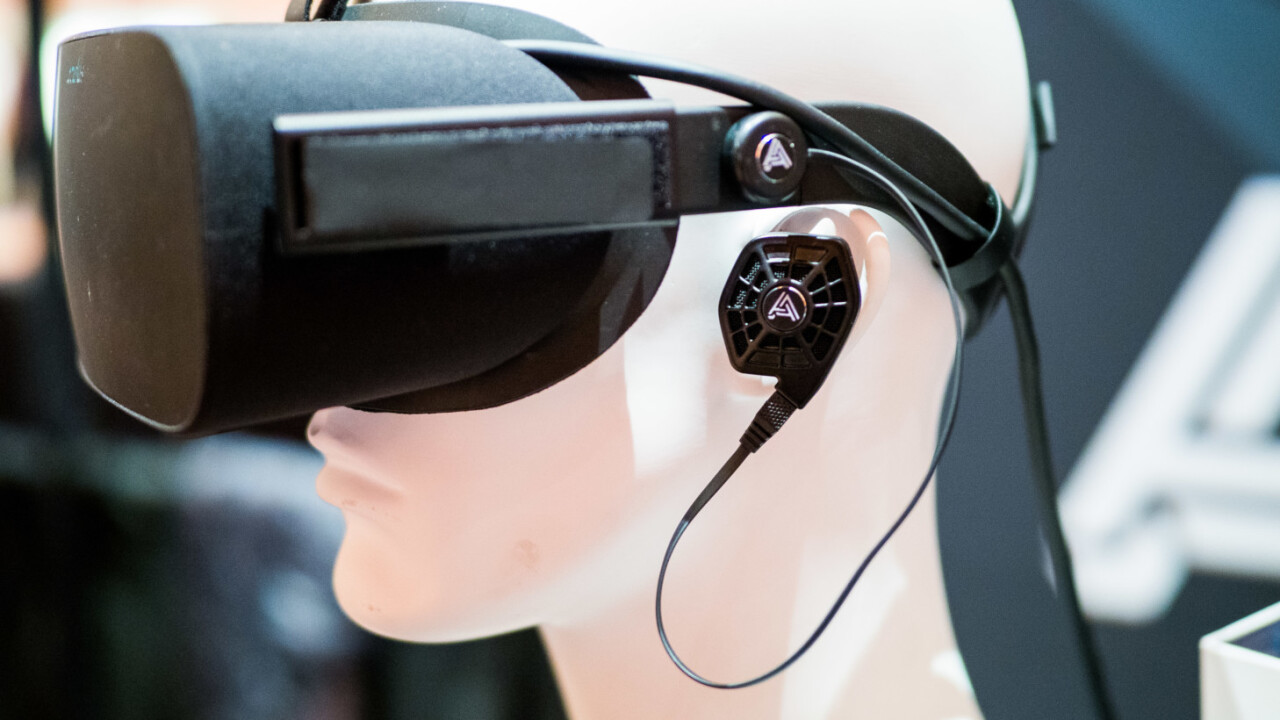 You don't need $400 VR headphones, but you'll want these anyway