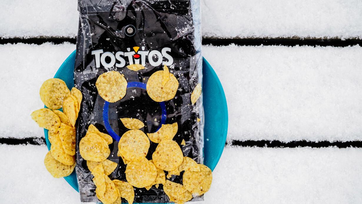 Review: The Tostitos pseudo-breathalyzer bag actually works