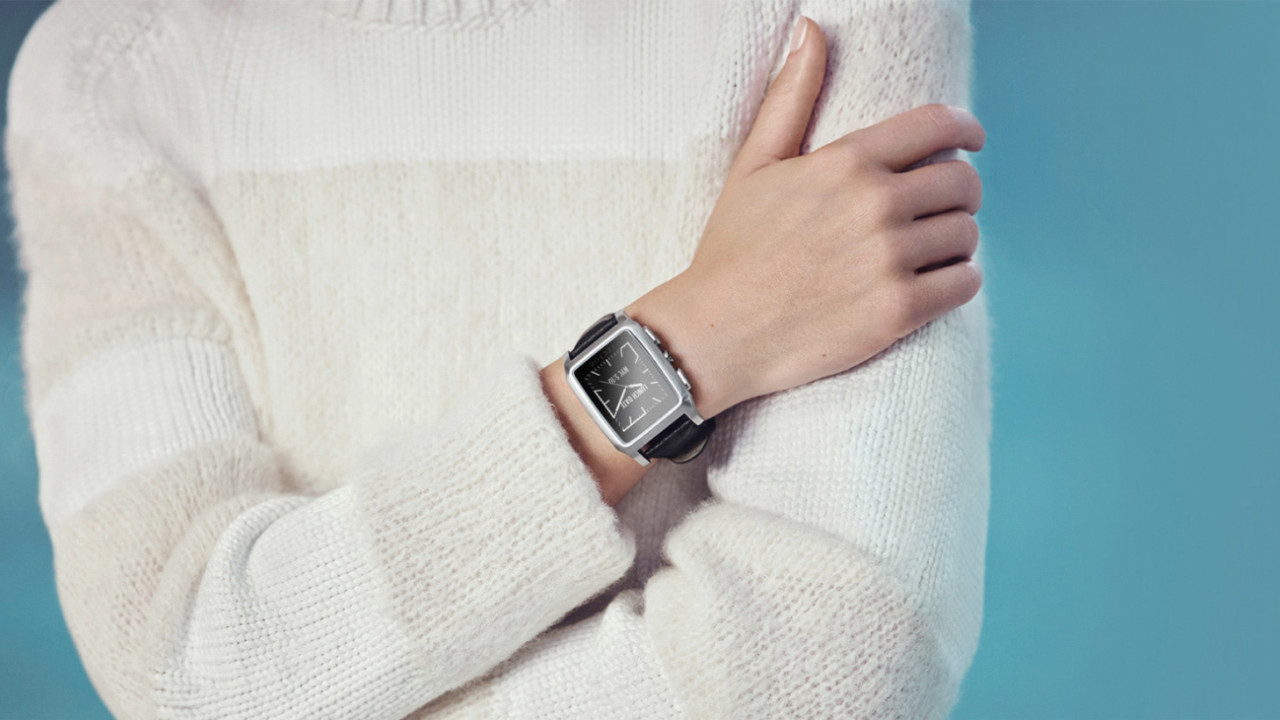 Is Fitbit gearing up to take on the Apple Watch?